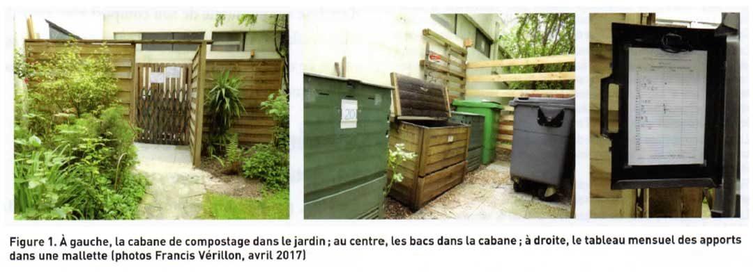 Analyse d'une expérience de six années de compostage collectif en pied d'immeuble parisien