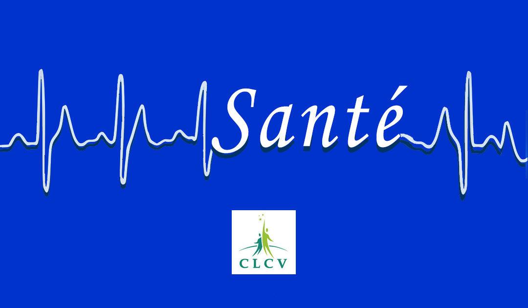 Représentants des usagers en établissements de santé – Réunion d'information CLCV à la maison des associations du 12ème, mardi 25 juin 2019 à 17h