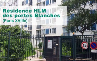 Paris : la résidence des Portes Blanches n'en peut plus