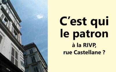 C'est qui le patron à la Régie Immobilière de la Ville de Paris, rue Castellane ?