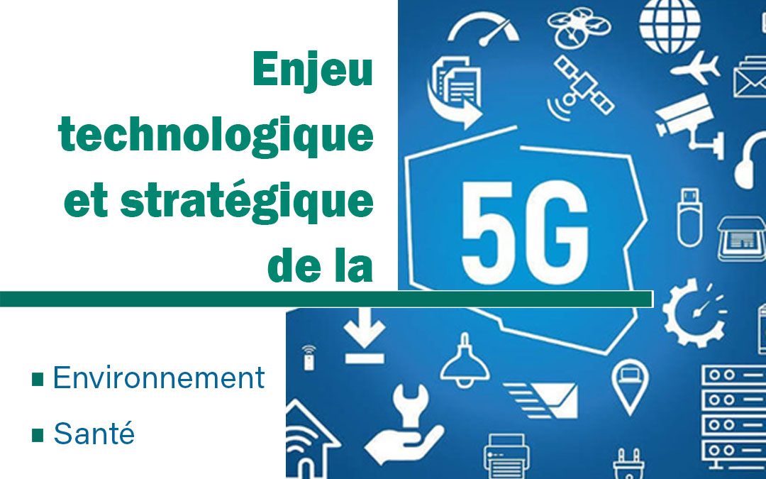 Enjeu technologique et stratégique, l'arrivée de la 5G en France est annoncée pour l'année 2020