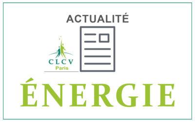 CLCV : Actualité énergie