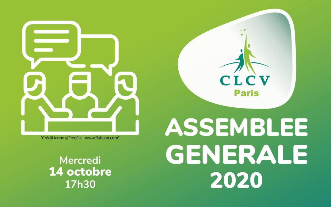 Assemblée Générale 2020 – Union Départementale Paris